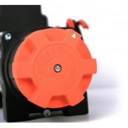 Wyciągarka elektryczna PW6000E 12V z liną syntetyczną i sterowaniem bezprzewodowym