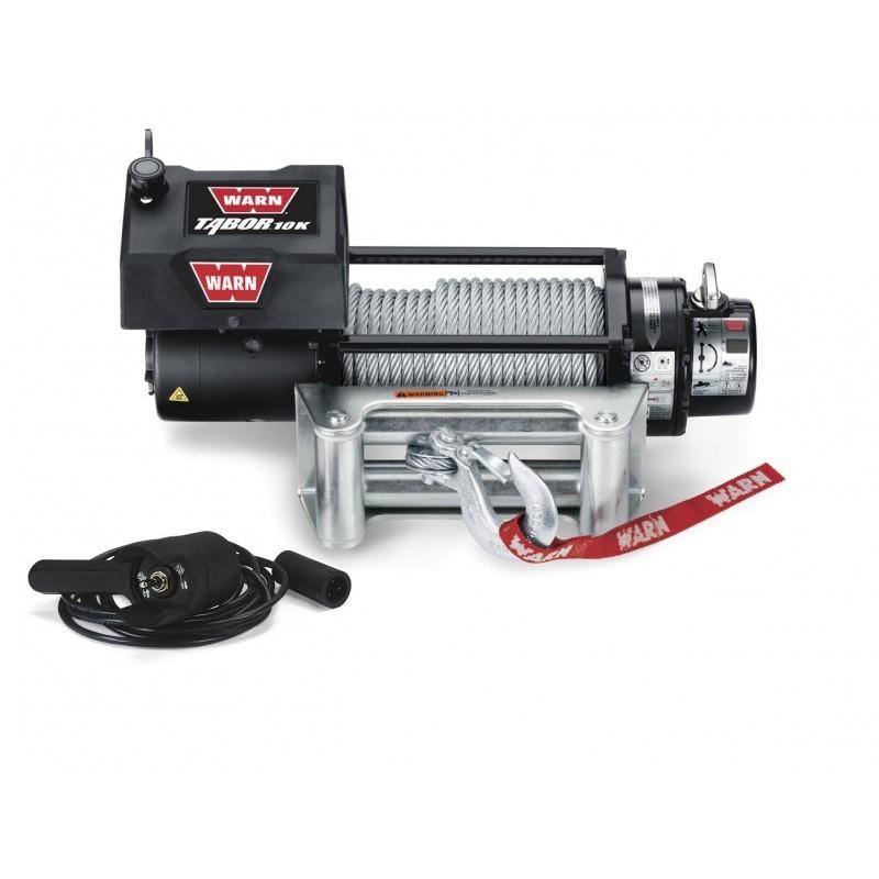 Wyciągarka elektryczna - Warn Tabor 10K (uciąg: 4536 kg)