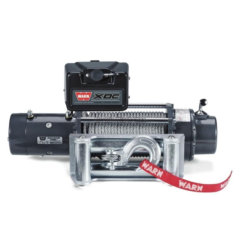 Wyciągarka elektryczna - Warn XDC (uciąg: 4310 kg)