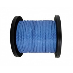 Lina syntetyczna 12 mm, niebieska, MBL 10.8T