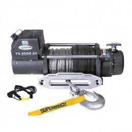 Wyciągarka elektryczna Superwinch TigerShark 9500 z liną syntetyczną