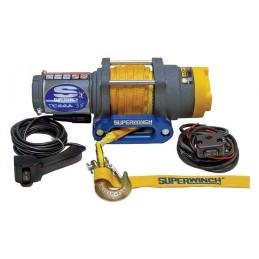 Wyciągarka elektryczna TERRA 35 12V z liną syntetyczną