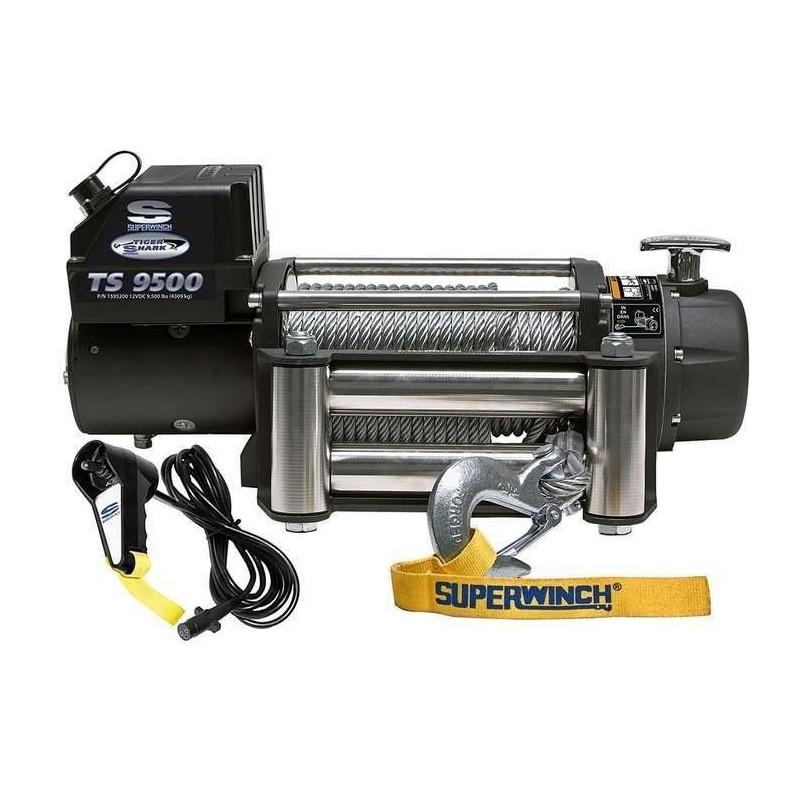 Wyciągarka Superwinch TigerShark 9500