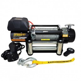 Wyciągarka elektryczna K12000 Performance Series 12V