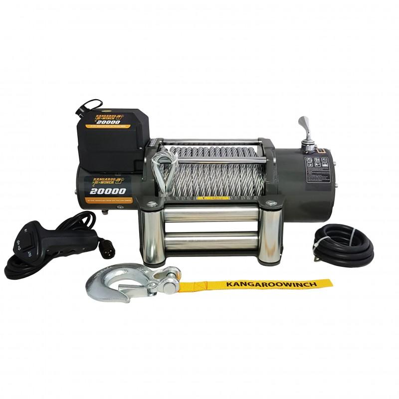 Wyciągarka elektryczna Kangaroowinch K20000E 24V