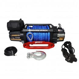 Wyciągarka elektryczna K15000 Extreme HD 12V z liną syntetyczną