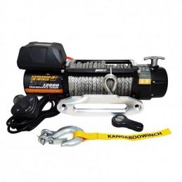 Wyciągarka elektryczna K12000 Performance Series 12V z liną syntetyczną